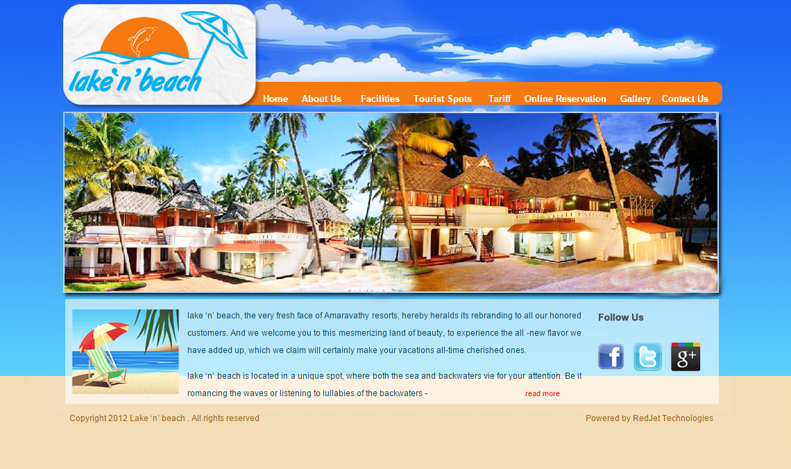 Lake 'n' Beach Resorts